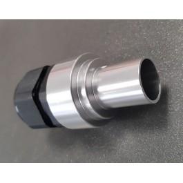 Insert en aluminium pour harnais de fibre optique