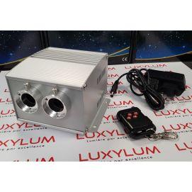 kit Blanc 800 fibres optiques pour ciel étoilé