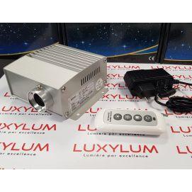 kit couleur RGBW 250 fibres optiques