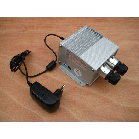 Générateur double LED 2 x 6 Watts RGB DMX