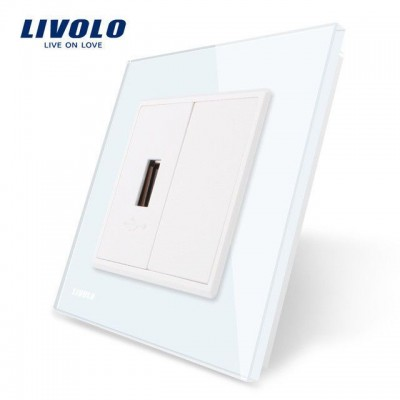 Livolo Prise mural USB