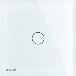 Plaque en verre pour interrupteur tactile Livolo