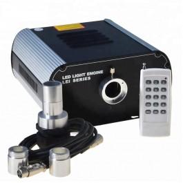 Générateur de lumière LED Blanc 80W - LEI-8001-DMX