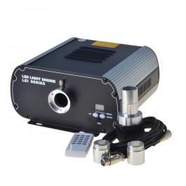 Générateur de lumière LED- RGBW - 48W - LER-4121-DMX