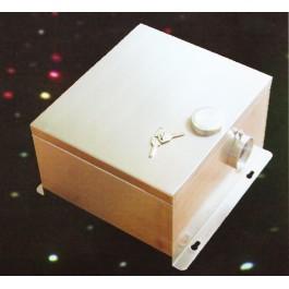 Générateur de lumière LED Blanc 80W - LEI-8001DMX / WP