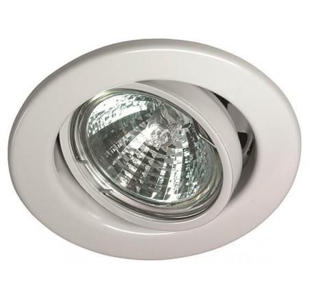 Collerette orientable pour plafond tendu blanc R55051