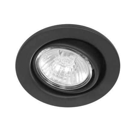 Collerette orientable pour plafond tendu noir R55052