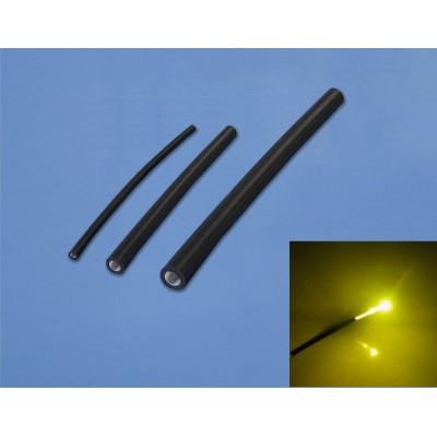 Fibre optique gainée PMMA end glow 1.5mm 2500 mètres
