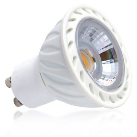Ampoule GU10 COB LED 6 Watts