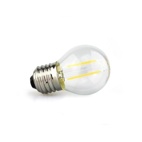 Ampoule E27 FILAMENT LED 2 Watts