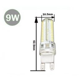 Ampoule G9 SMD 3014 LED 9 Watts