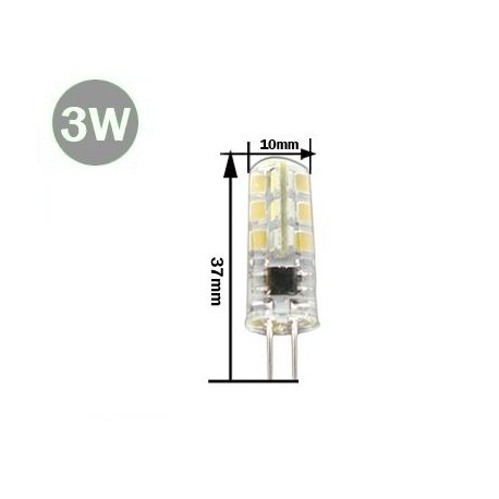 Ampoule G4 SMD 3014 LED 3 Watts