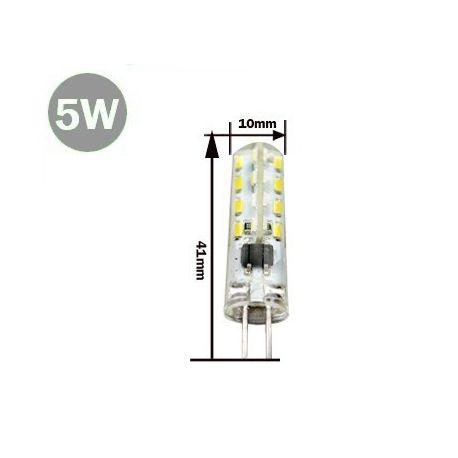 Ampoule G4 SMD 3014 LED 5 Watts