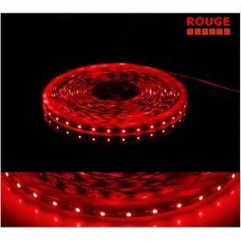 Ruban rouge LED SMD 5050 semi-étanche