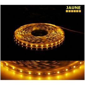 Ruban jaune LED SMD 5050 semi-étanche