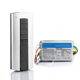 Télécommande sans fil 4 voies (4 x 1000 Watts)