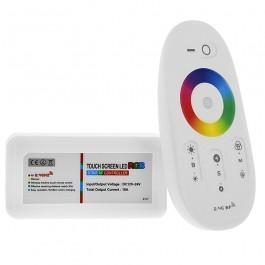Contrôleur de couleur RGB avec télécommande HF