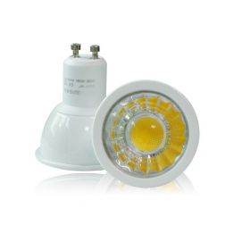 Ampoule ECO GU10 COB LED 5.8 Watts dimmable