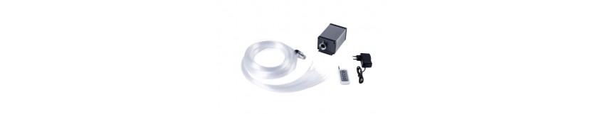 Kit Ciel Étoilé 200 à 400 Fibres Optiques