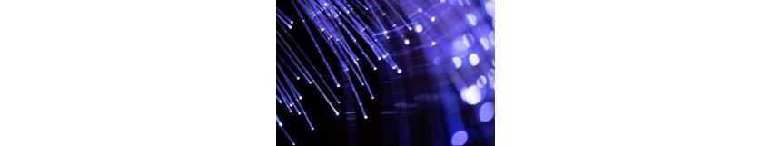 Kit Ciel Étoilé en Fibre Optique pour Réalisation Plafond Étoilé à Led