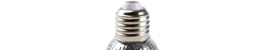 Ampoules LED culot E27 230V