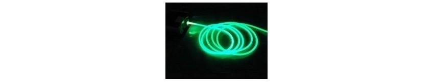 Fibre Optique Lumineuse - Achat / Vente Fibre Optique pour Éclairage